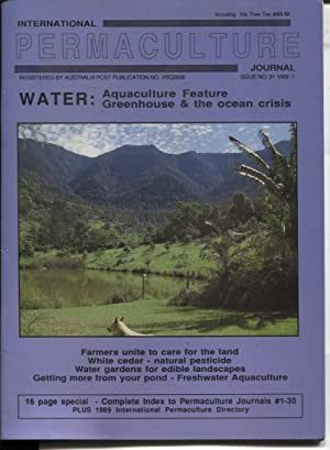 INTERNATIONAL PERMACULTURE JOURNAL Issue #31 1989 - 1