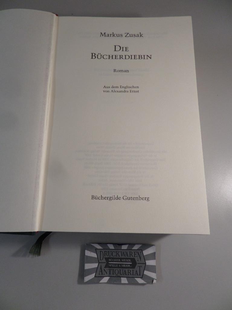 Die Bücherdiebin.: Zusak, Markus: