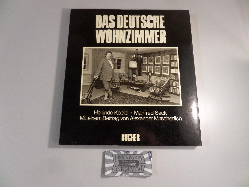 Das Deutsche Wohnzimmer Von Koelbl Zvab