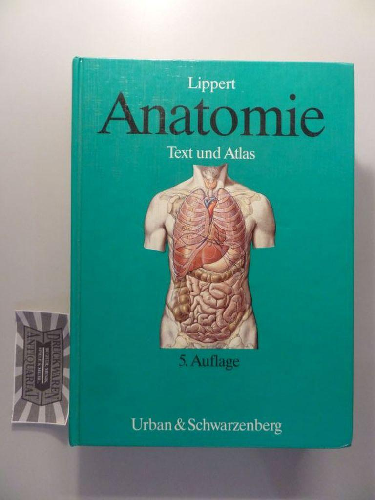 Anatomie : Text und Atlas - Deutsche und lateinische Bezeichnungen ...