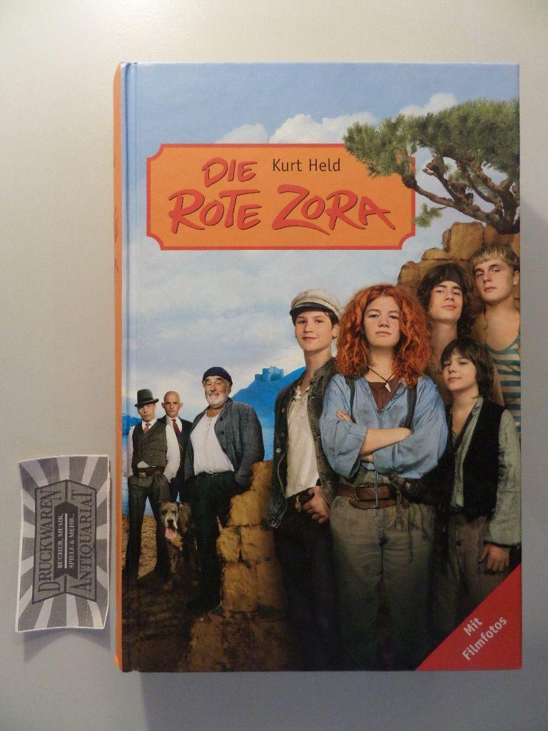 Die rote Zora und ihre Bande.: Held, Kurt: