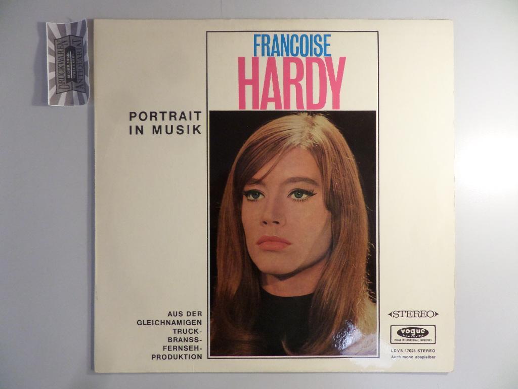 Portrait In Musik Francoise Hardy Vinyl LP