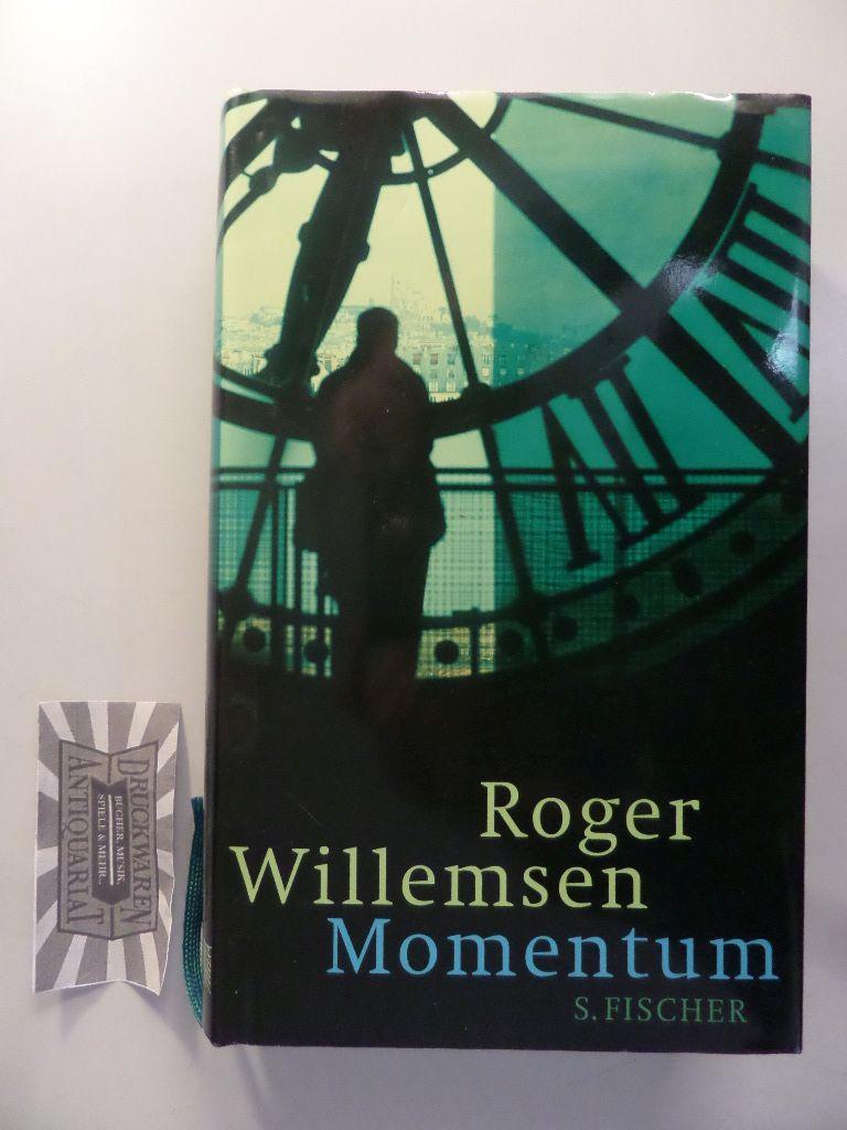 Momentum.: Willemsen, Roger: