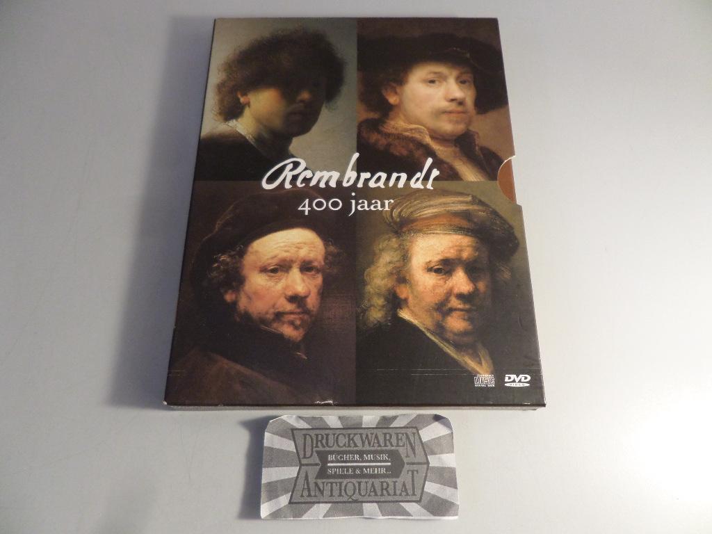 Rembrandt 400 Jaar [DVD, CD-ROM]. Fine FSK 0. Schuber etw. angestoßen/berieben, DVD + CD-ROM sehr gut erhalten. LAUFEN! TOP!! Altersfreigabe FSK ab 0 Jahre Sprache: Englisch Gewicht in Gram