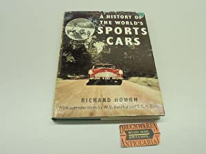 A History of the World's Sports Cars.: Hough, Richard: