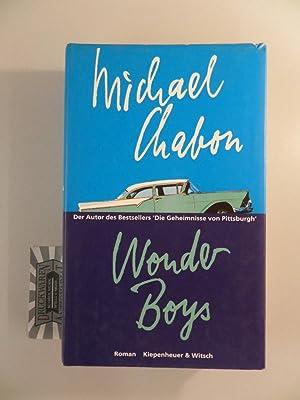 Wonder boys. Roman.: Chabon, Michael: