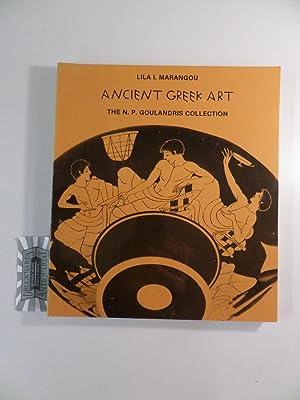Ancient Greek Art - The N.P. Goulandris: Marangou, Lila I.:
