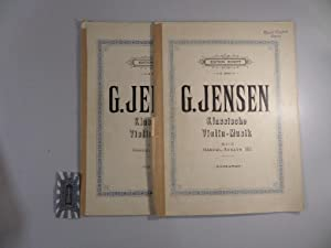 2 Hefte aus der Reihe : Klassische: Jensen, Gustav [Bearb.]