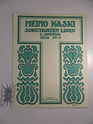 Op. 11, No 1 : Surutarten laulu: Kaski, Heino: