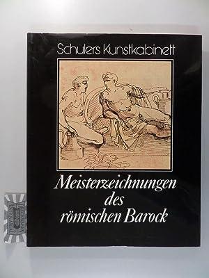 Meisterzeichnungen des römischen Barock.: Vitzthum, Walter [Hrsg.]: