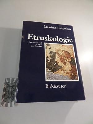 Etruskologie - Geschichte und Kultur der Etrusker.