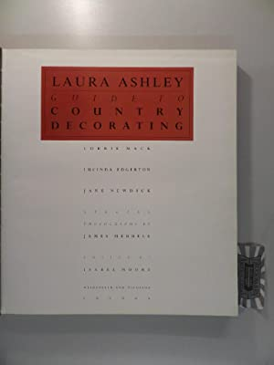 Laura Ashley Guide to Country Decorating.