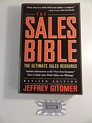 The Sales Bible - The Ultimate Sales Resource.