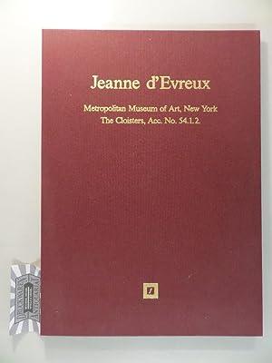 Das Stundenbuch der Jeanne d'Evreux - Das: Düggelin, Urs: