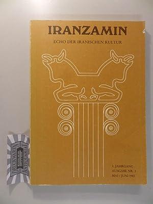 Iranzamin: Echo der iranischen Kultur. 1. Jahrgang.