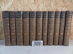 Immanuel Kants Werke - Band 1 : Kant, Immanuel, Ernst