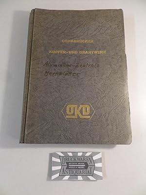 Osnabrücker Kupfer- und Drahtwerk - Aluminium-Merkblatt A1: Aluminium-Zentrale e. V.