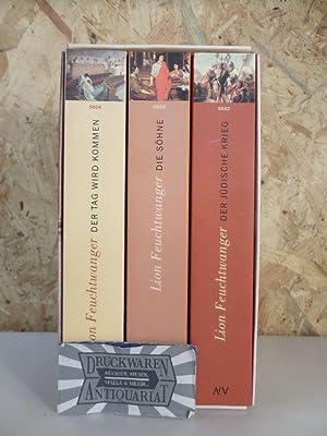 Josephus-Trilogie [komplett].: Feuchtwanger, Lion: