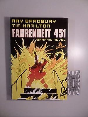 Fahrenheit 451 - Die Graphic Novel.: Bradbury, Ray und