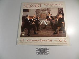 Mozart: Streichquintette c-moll KV 406 / Es-Dur: Amadeus Mozart, Wolfgang,
