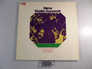 New Violin Summit [Vinyl, Doppel-LP, 33 21285-8].: Don 'Sugar Cane'