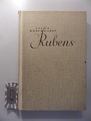 Jacob Burckhardt: Rubens: Jacob, Burckhardt:
