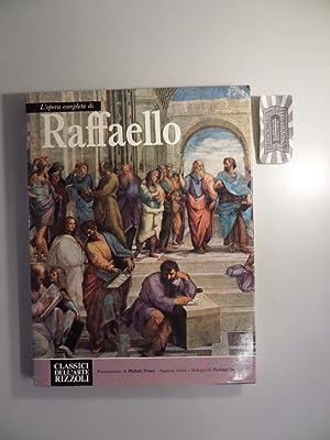L'opera completa di Raffaello.: Arpino, Giovanni und