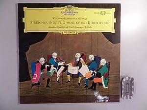 Mozart : Streichquintette G-Moll KV 516 /: Mozart, Wolfgang Amadeus