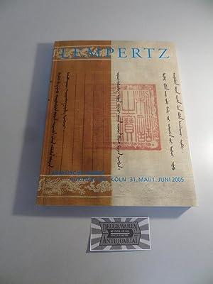 Asiatische Kunst - Tibetika aus zwei alten: Lempertz (Hrsg.):