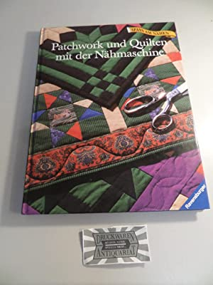 Patchwork und Quilten mit der Nähmaschine.: Alawi , Erika