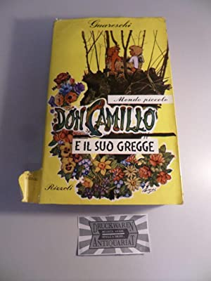 """Mondo Piccolo - """"Don Camillo e il: Guareschi:"""