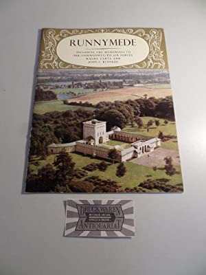 Runnymede. Including the Memorials to the Commonwealth