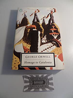 the description of the spanish civil war in george orwells homage to catalonia The spanish civil war began in july 1936, and continued through april 1, 1939 the civil war commenced, when a military coup was launched against the elected government of spain, during the second spanish republic.
