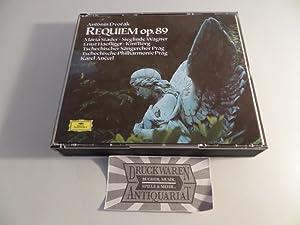 Dvorak: Requiem Op.89 [2 CD-Box].: Dvorak, Antonin, Ernst