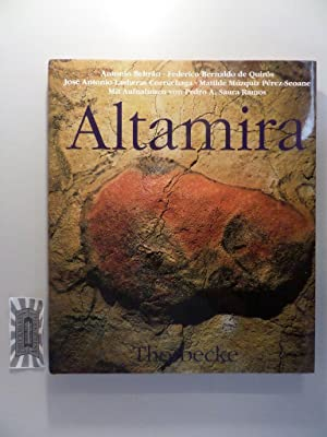 Altamira. Thorbecke Speläo 6.
