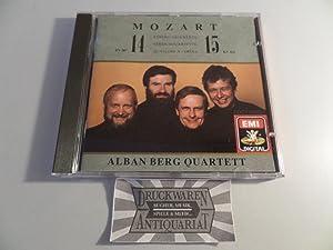 Mozart: String Quartets No.14 K. 387 +: Alban Berg Quartett