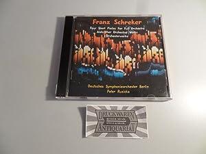 Schreker: Orchesterwerke [CD]. Irrelohe / Vom ewigen: Schreker, Franz, Peter