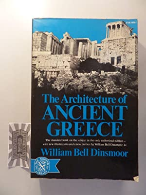 The Architecture of Ancient Greece - An Account of Its Historic Development.