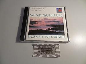 Nielsen / Taffanel : Wind Quintets [CD].: Nielsen, Carl, Paul
