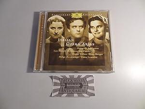 Centenary Collection 1927-1943: Italian Opera Arias [Audio-CD].: Schlusnus, Heinrich [Bariton],