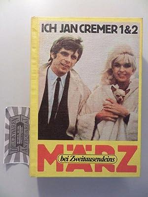 Ich Jan Cremer 1 & 2.: Liehr, Heinz F.