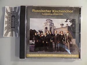 Russischer Kirchenchor Ljubjatow - Geistliches Konzert mit: Russischer Kirchenchor und
