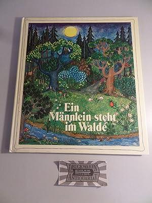 Ein Männlein steht im Walde. (Die schönsten: Fallersleben, Hoffmann v.:
