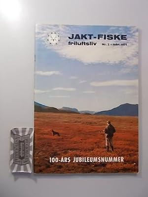Jakt-Fiske: Friluftsliv 100-Ars Jubileumsnummer, Nr. 2 Februar: Swensen, Gunder [Red.]: