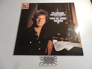 Telemann : Oboenkonzerte • Oboe Concertos •: Telemann, Georg Philipp