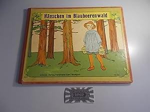 Hänschen im Blaubeerenwald - Ein neues Bilderbuch: Brandt, Karsten und