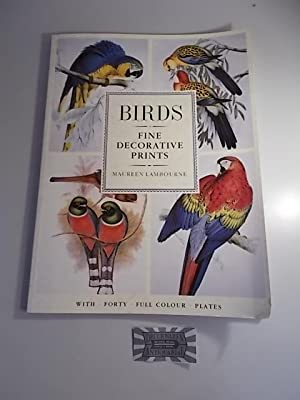 Birds - Fine Decorative Prints.