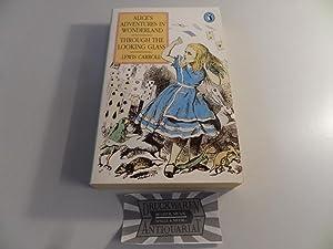 Alice's Adventures in Wonderland - Through the: Carroll, Lewis: