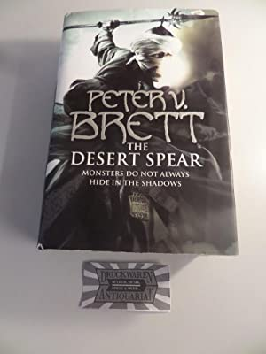 The Desert Spear.: Brett, Peter V: