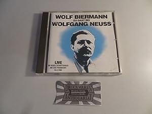 Wolf Biermann zu Gast bei Wolfgang Neuss: Biermann, Wolf: